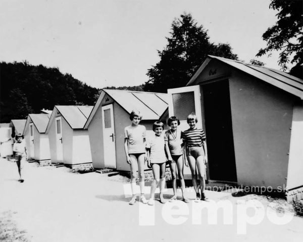 Pioniersky tábor Horná Ves