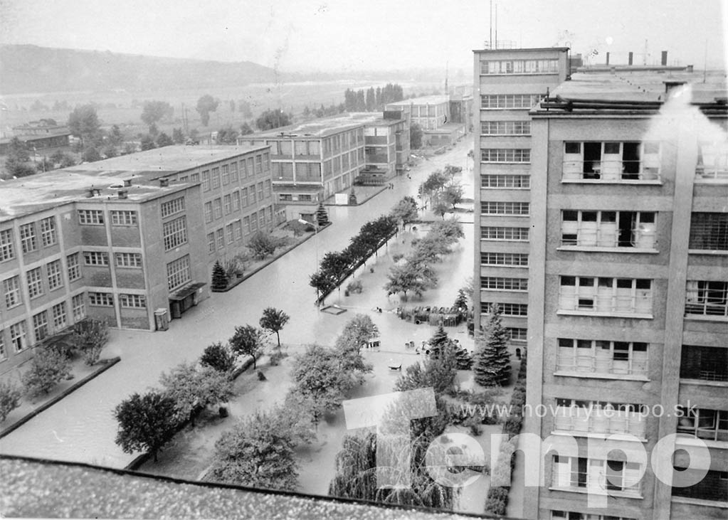 povoden partizanske 1966