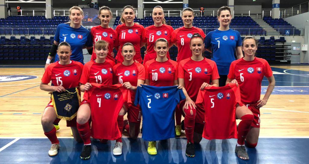futsalova reprezentacia slovenska zien nikola rybanska